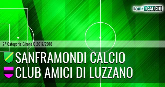 Sanframondi Calcio - Club Amici di Luzzano