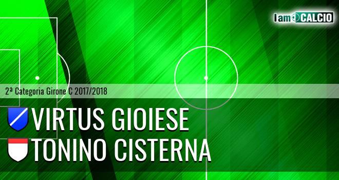 Virtus Gioiese - Tonino Cisterna