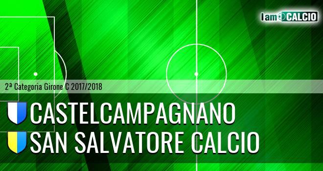 Castelcampagnano - San Salvatore Calcio