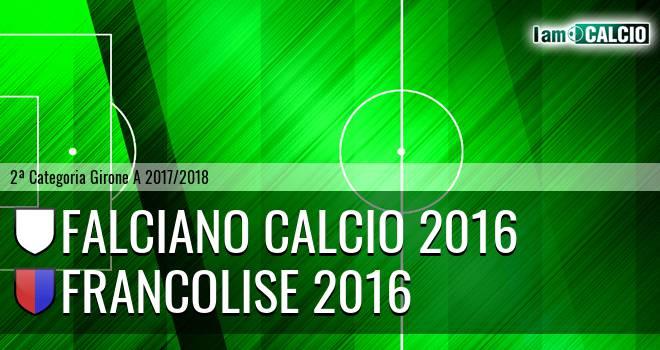 Falciano Calcio 2016 - Francolise 2016