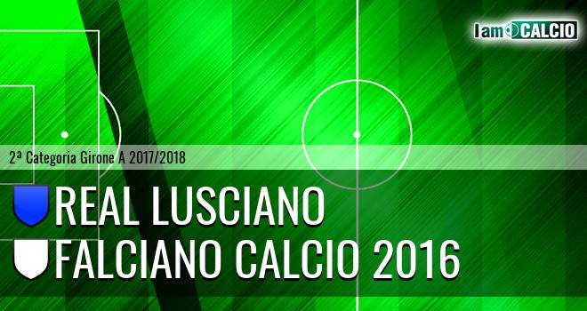 Real Lusciano - Falciano Calcio 2016
