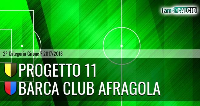Progetto 11 - Barca Club Afragola