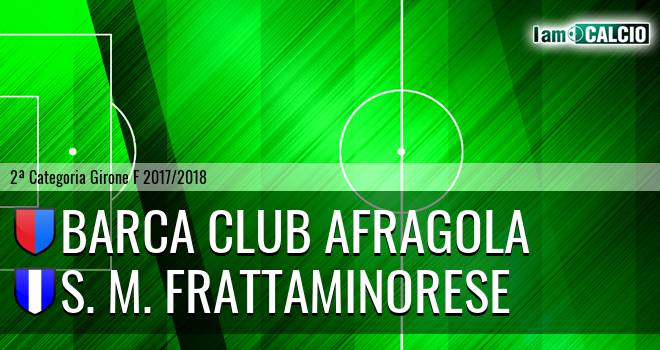 Barca Club Afragola - S. M. Frattaminorese