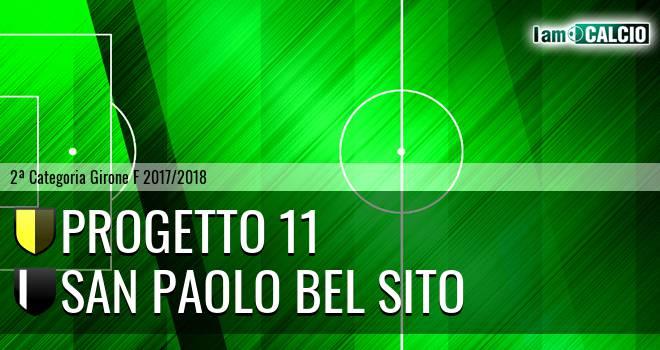 Progetto 11 - San Paolo Bel Sito
