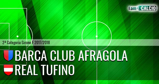 Barca Club Afragola - Real Tufino