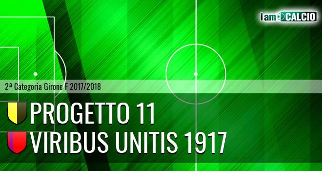Progetto 11 - Viribus Unitis 1917