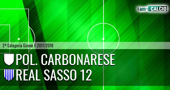 Pol. Carbonarese - Real Sasso 12