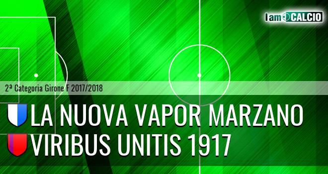 La Nuova Vapor Marzano - Viribus Unitis 1917