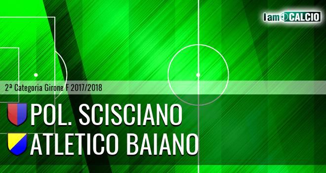 Pol. Scisciano - Atletico Baiano