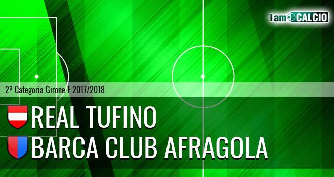 Real Tufino - Barca Club Afragola