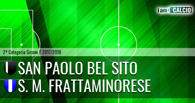 San Paolo Bel Sito - S. M. Frattaminorese