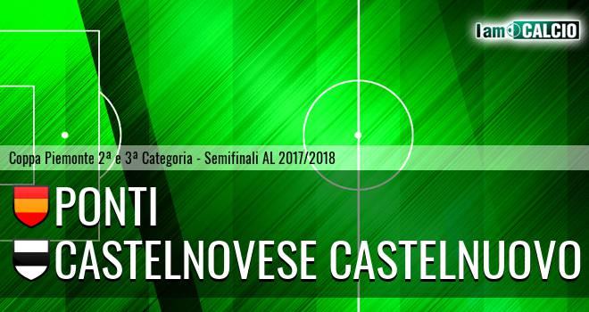 Ponti - Castelnovese Castelnuovo