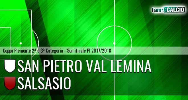 San Pietro Val Lemina - Salsasio
