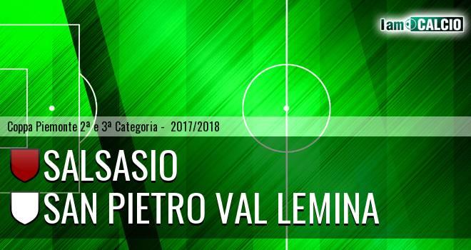 Salsasio - San Pietro Val Lemina