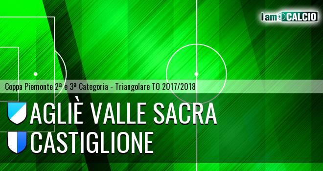 Agliè Valle Sacra - Castiglione