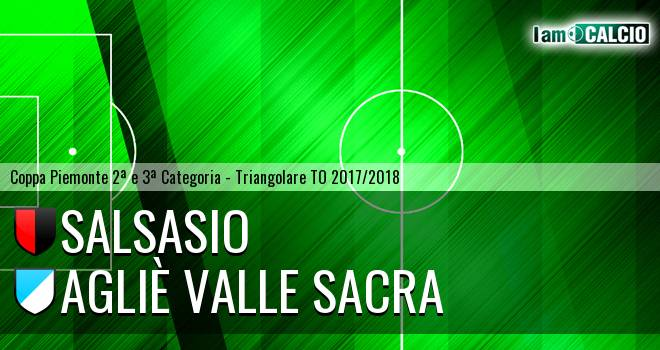 Salsasio - Agliè Valle Sacra