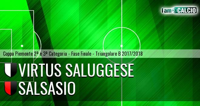 Virtus Saluggese - Salsasio