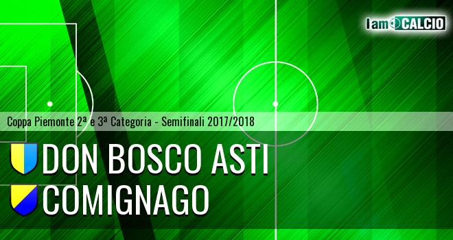 Don Bosco Asti - Comignago