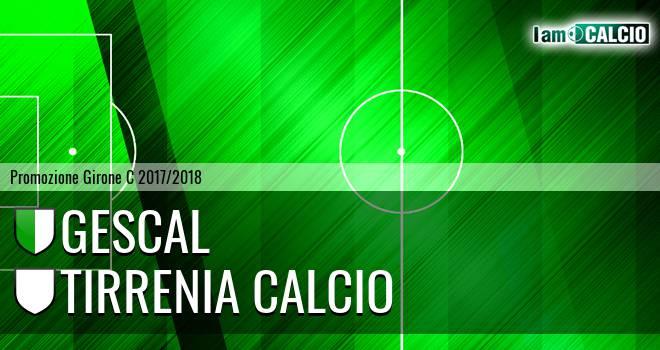 Gescal - Tirrenia Calcio