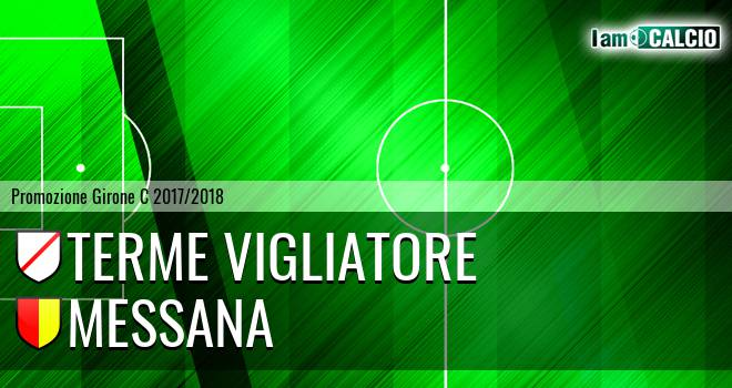 Terme Vigliatore - Villafranca Messana 1966