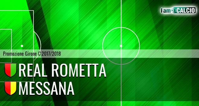 Real Rometta - Villafranca Messana 1966
