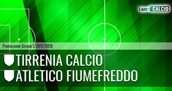 Tirrenia Calcio - Atletico Fiumefreddo