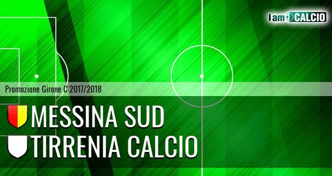 Messina Sud - Tirrenia Calcio