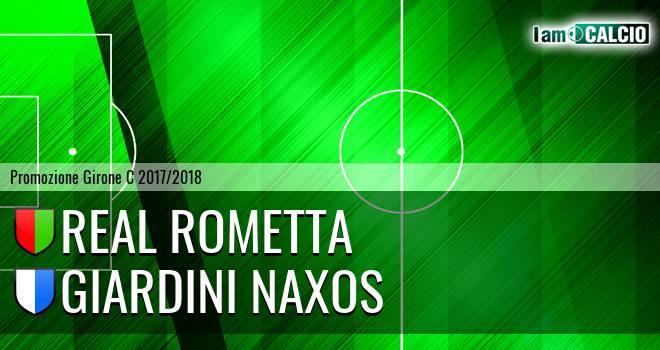 Real Rometta - Giardini Naxos
