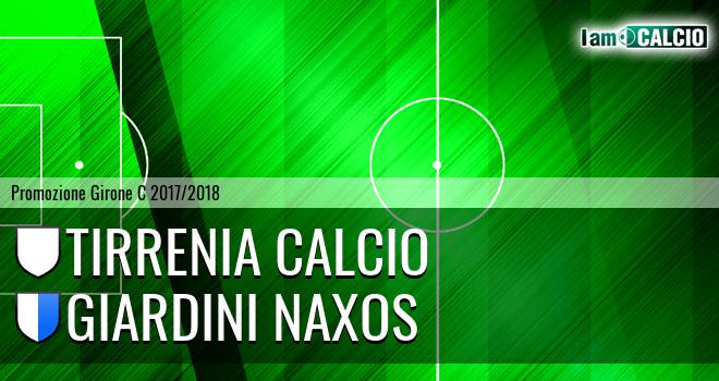 Tirrenia Calcio - Giardini Naxos