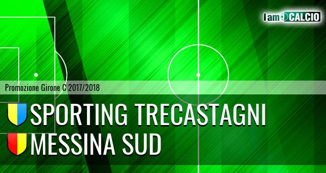 Sporting Pedara - Messina Sud