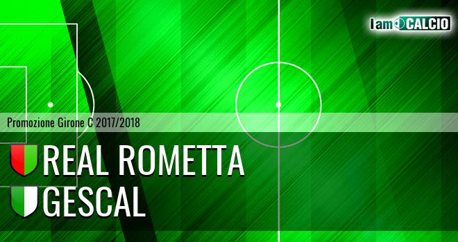 Real Rometta - Gescal