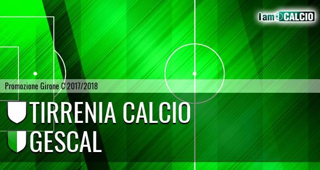 Tirrenia Calcio - Gescal