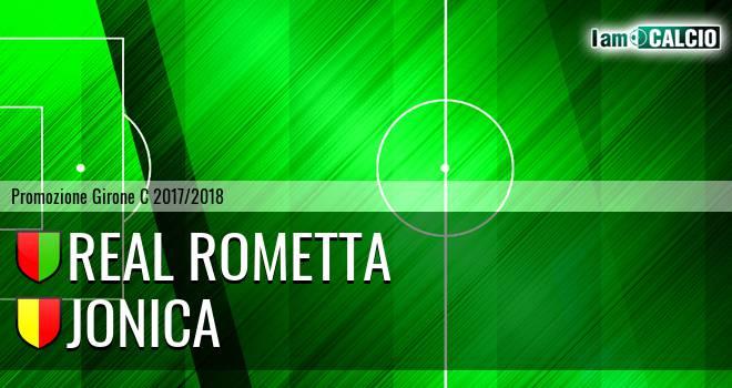 Real Rometta - Jonica