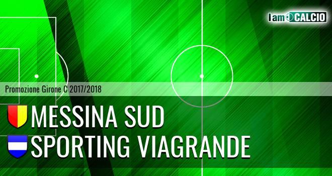 Messina Sud - Sporting Viagrande