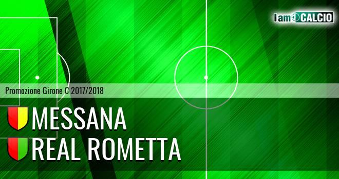 Villafranca Messana 1966 - Real Rometta