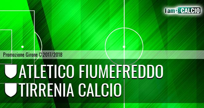 Atletico Fiumefreddo - Tirrenia Calcio