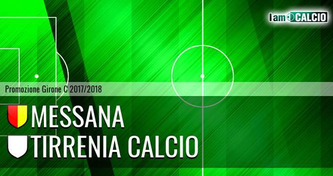 Villafranca Messana 1966 - Tirrenia Calcio