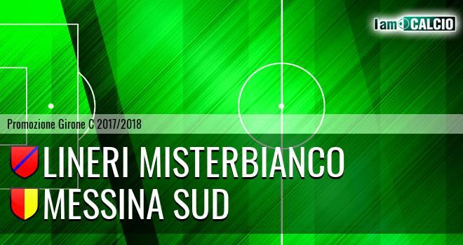 Lineri Misterbianco - Messina Sud