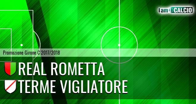 Real Rometta - Terme Vigliatore
