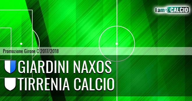 Giardini Naxos - Tirrenia Calcio