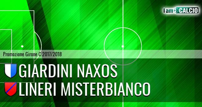 Giardini Naxos - Lineri Misterbianco