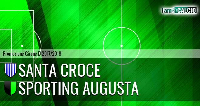 Santa Croce - Sporting Augusta