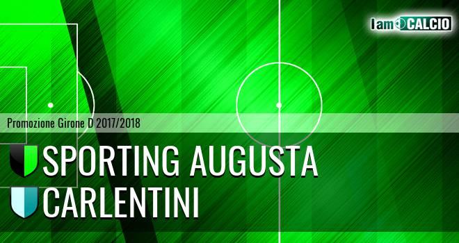 Sporting Augusta - Carlentini