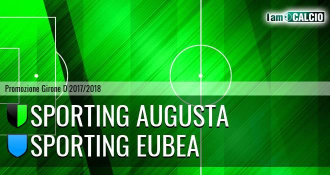 Sporting Augusta - Sporting Eubea