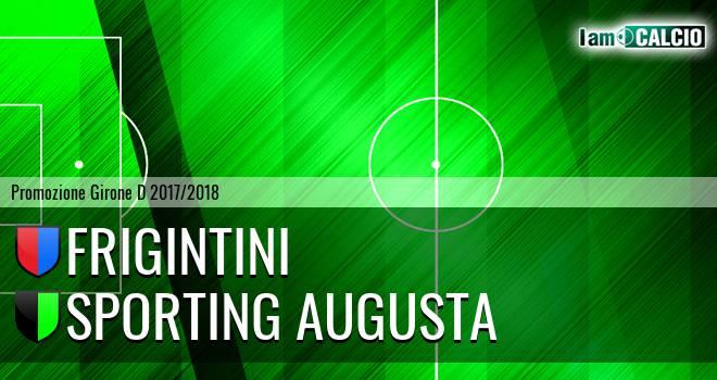 Frigintini - Sporting Augusta