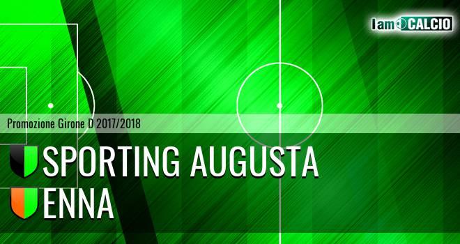 Sporting Augusta - Enna Calcio