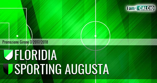 Floridia Calcio - Sporting Augusta