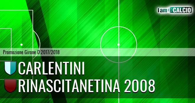 Carlentini - Rinascitanetina 2008