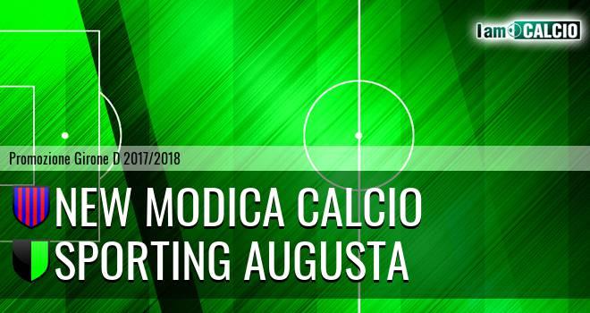 Modica Calcio - Sporting Augusta