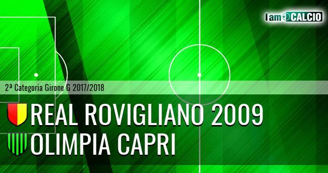 Real Rovigliano 2009 - Olimpia Capri